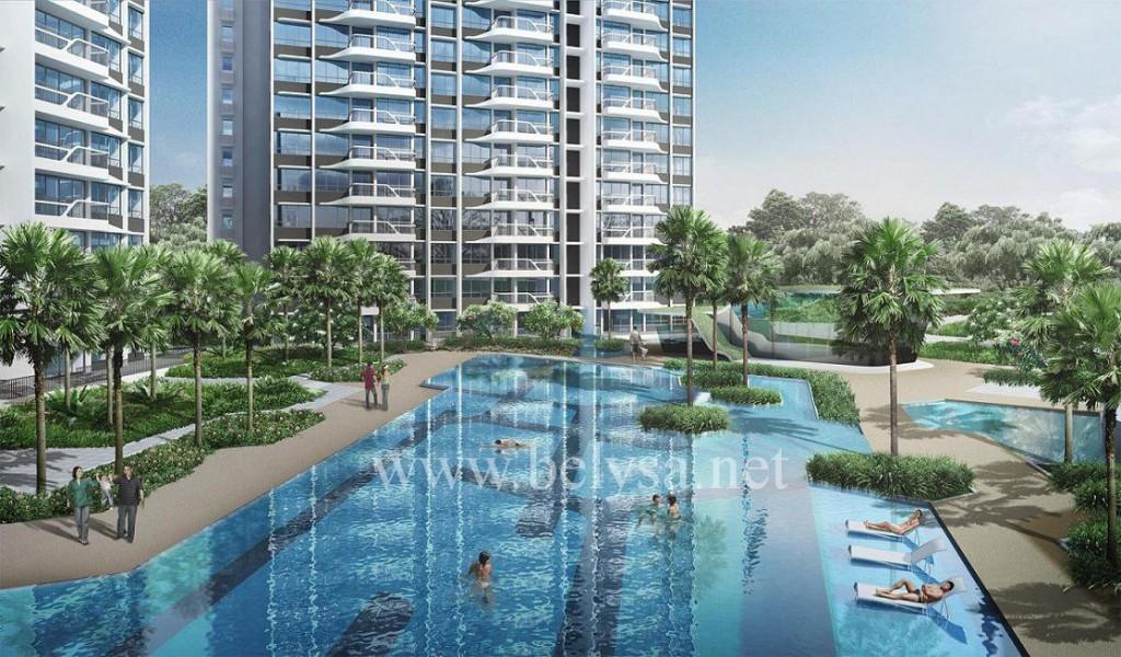 Iliv@grange road condominium singapore tower